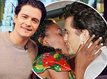 Orlando Bloom raves about kissing his Romeo and Juliet co-star in TV interview¿ but stays silent on Miranda Kerr split