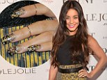 Vanessa Hudgens nails the look