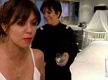 'This room is despicable': Kourtney Kardashian clashes with Kris Jenner over state of North's unfinished and minimalist nursery on KUWTK