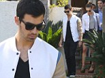 Getting serious? Joe Jonas takes girlfriend Blanda Eggenschwiler house shopping amid career strife