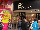 Empire: Sir Philip Green owns Arcadia Group, which includes BHS and Topshop