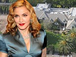 Madonna lowers the price on her Beverly Hills home
