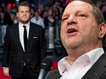 Producer Harvey Weinstein attend the Tribute to Quentin Tarantino, during the 5th Lumiere Film Festival, in Lyon.