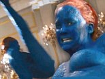 Jennifer Lawrence displays impressive martial arts moves in skintight bodysuit in X-Men: Days Of Future Past teaser