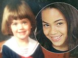 Beyonce and Katy Perry rolled back the clock on Throwback Thursday by tweeting their old childhood photos.