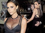 Victoria Beckham attend a dinner to celebrate the 2013 CFDA/Vogue