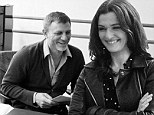 No Betrayal here! Daniel Craig and Rachel Weisz share a laugh in newly released rehearsal photograph from Broadway play