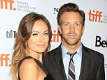 'They're incredibly happy!' Olivia Wilde and Jason Sudeikis are expecting their first child together
