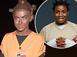 Julianne Hough raises eyebrows with her controversial Halloween costume as she paints her face black
