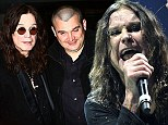 ozzy and louis osbourne