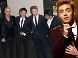 The Wanted are gearing up for their world tour and new album and pulled out all stops to perform their latest U.K. single, Show Me Love (America) on X Factor - on the results show on Sunday