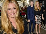 Cat Deeley attends the BBC Children In Need Gala Lunch in London on Sunday