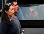 Simon Cowell gets ready for another taping of the X Factor and gets the support of his baby mama, Lauren Silverman