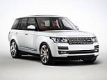Despite all the comfort and luxury, the new Range Rover is powered by a supercharged V8 engine and will do 0-60mph in 5.5 seconds