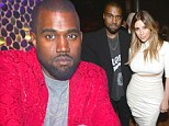 'There'll be fighter jets at next summer's wedding': Kanye West planning extravagant nuptials, while Kim Kardashian 'definitely' wants more children