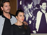 Ooops! Scott Disick grabs the wrong Kardashian sister's hand in an embarrassing nightclub gaff
