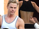 Is it all Hough? Dancing With The Stars' dance pro Derek might miss show after sustaining severe back injury
