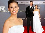 Natalie Portman stands out at the Berlin premiere of Thor: The Dark World
