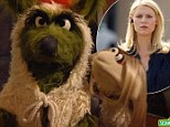Nicholas BAA-rody, CAArrie Mathison and a flock of sheepish CIA agents: Sesame Street takes on Homeland in hilarious parody 'Homelamb'