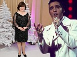 Susan Boyle to be the first British artist to record charity single with the late Elvis Presley