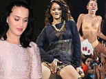 Katy Perry says female pop stars need to stop 'getting naked' and be an inspiration to females