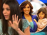 'She's very rude!': Farrah Abraham takes a swipe at Bethenny Frankel for grilling her on how she's raising daughter Sophia, 4... says host is in a 'dark place'