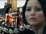 'Hope is stronger than fear': The Hunger Games: Catching Fire trailer brings Katniss Everdeen back to the arena