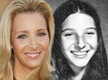 'In my mind I was hideous': Friends star Lisa Kudrow on how having a nose job changed her life...