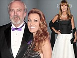 Legal separation: James Keach and Jane Seymour, shown together in October 2012 in New York City, announced their split in April and she's filed legal documents for an official separation