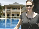 Angelina Jolie is renting a home in Queensland while she shoots her new movie, Unbroken