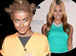 Orange Is The New Black star Laverne Cox says Julianne Hough is 'ignorant' as her brother Derek comes to her defence after his sister painted her face black for Halloween costume