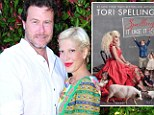 Tori Spelling reveals she made sex tape with husband Dean McDermott... and admits it has been copied by a 'so-called friend'