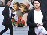 President Pinkman! Aaron Paul buys Kennedy mask for Halloween ahead of the 50th anniversary of JFK's assassination