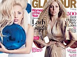 'I'm not conventionally beautiful': Lady Gaga says 'I'm OK with that' and adds she's more comfortable in her wacky costumes