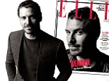 Michael Fassbender opens up about having bad acne and long frizzy hair as a teen