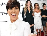 Media blacklist: Kris Jenner, shown hosting her talk show Kris in August, reportedly blacklisted Access Hollywood from daughter Kim Kardashian's recent birthday party due to their unflattering reviews of her talk show