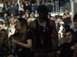 The proof! Khloe Kardashian and Lamar Odom were seated together for Kanye West's Staples Centre gig on Monday