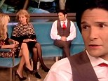 Corey Feldman gets grilled by The View hosts but insists his abusers are still working in Hollywood and 'want me dead'