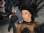 n Lady Gaga\n Lady Gaga out and about in London, Britain - 29 Oct 2013\n Lady
