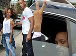 Will and Jada Smith hit by more rumours of marriage trouble amid claims they haven¿t been seen together for two months