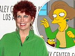 Farewell Mrs Krabappel! Marcia Wallace's character to be written out of The Simpsons... but not for another year