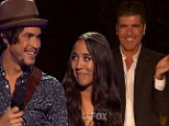 ¿I have amazing sexual chemistry in my life too!¿: Simon Cowell compares his love life to X Factor contestants Alex and Sierra's