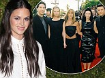 Revealed: Rachel Bilson watches Friends every night, can rap to Snoop Dogg and dance to Britney Spears... and she has a pet pig