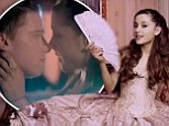 Ariana Grande gets steamy in a swimming pool with Patrick Schwarzenegger for her new Romeo And Juliet inspired music video