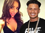 Visitation dispute: Pauly D, shown in September in Las Vegas, was rebuffed by the mother of his five-month-old daughter after his lawyer sent a letter seeking visitation