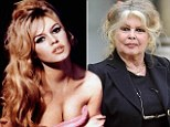 French film legend and animal rights activist Brigitte Bardot