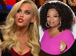 'I'm on her s*** list': Jenny McCarthy says she's terrified of Oprah Winfrey after a five year deal she made with the talk show queen fell through