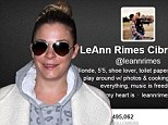 LeAnn Rimes' invasion of privacy lawsuit against schoolteacher and daughter is dismissed