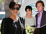 'We came to a place that wasn't healthy!' Kris Jenner opens up about split from Bruce but insists they will remain 'best friends'
