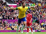 Wanted man: Alexandre Pato says Tottenham failed in a summer bid to sign him from Corinthians